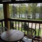 Pokoje nad jeziorem Drawsko